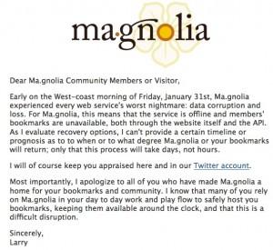 magnolia-apology
